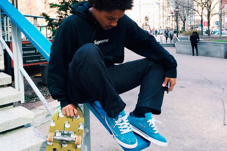 Nike Sb Edicion Limitada